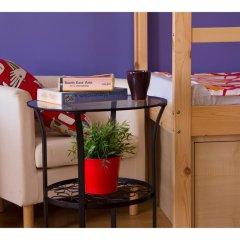 Hostel Goodmo Кровать в общем номере с двухъярусной кроватью фото 8