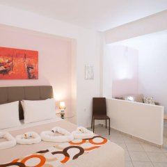 Отель Villa Libertad 4* Стандартный семейный номер с двуспальной кроватью фото 5