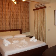 Отель Oskar 3* Стандартный номер с двуспальной кроватью фото 16