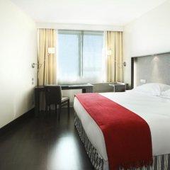 Отель NH Lyon Airport комната для гостей фото 2