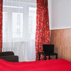 Апартаменты AHOSTEL Стандартный номер с двуспальной кроватью фото 4