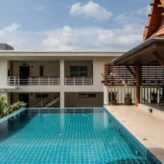 Отель Kata View Villa бассейн фото 2