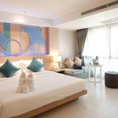 Апарт-Отель Ratana Kamala 4* Улучшенный номер с различными типами кроватей фото 9