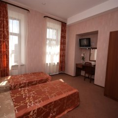 Апартаменты Гостевые комнаты и апартаменты Грифон Стандартный номер с различными типами кроватей фото 17