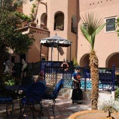 Отель Kasbah Dar Daif Марокко, Уарзазат - отзывы, цены и фото номеров - забронировать отель Kasbah Dar Daif онлайн бассейн фото 2