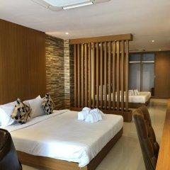 Отель Club Bamboo Boutique Resort & Spa 3* Улучшенный номер с различными типами кроватей фото 5