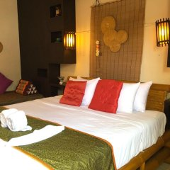 Отель Kantiang Oasis Resort & Spa 3* Номер Делюкс с различными типами кроватей фото 5