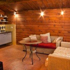 Отель Fuente del Lobo Bungalows - Adults Only 3* Улучшенное бунгало с различными типами кроватей фото 8