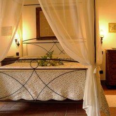 Отель B&B Chiusa dei Monaci Ареццо комната для гостей фото 2