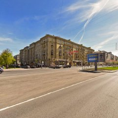 Апартаменты Ag Apartment Moskovsky 216 Санкт-Петербург парковка
