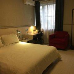 Отель Jinjiang Inn Qingyuan Shifu 2* Номер Бизнес с двуспальной кроватью фото 2