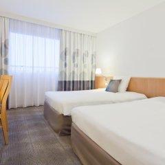 Novotel Warszawa Centrum Hotel 4* Стандартный номер с различными типами кроватей фото 4