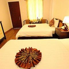 Hanoi Golden Hotel 3* Улучшенный номер с 2 отдельными кроватями фото 8