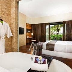 Отель The Seminyak Beach Resort & Spa 5* Стандартный номер с различными типами кроватей фото 2