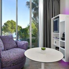 Отель Melia South Beach 4* Люкс с различными типами кроватей фото 2