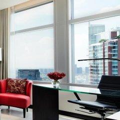 Отель Marriott Sukhumvit 5* Номер Делюкс фото 3