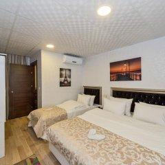 Paradise Airport Hotel 3* Стандартный номер с различными типами кроватей фото 8