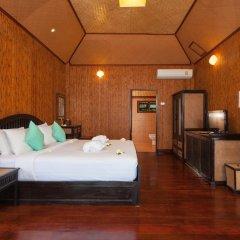 Отель Palm Leaf Resort Koh Tao 3* Бунгало Делюкс с различными типами кроватей фото 2