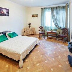 Апартаменты Бандеровец Львов комната для гостей фото 5