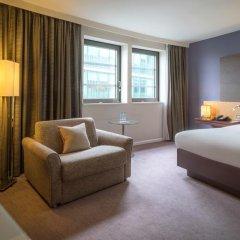 Отель Hilton London Tower Bridge 4* Представительский номер с различными типами кроватей фото 8