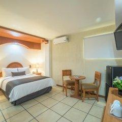 Hotel Malibu 4* Стандартный номер с различными типами кроватей фото 4
