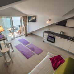 Отель Apartmani Harmonia Черногория, Тиват - отзывы, цены и фото номеров - забронировать отель Apartmani Harmonia онлайн комната для гостей фото 2