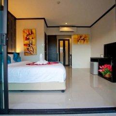 Kata Green Beach Hotel 3* Улучшенный номер с различными типами кроватей фото 4