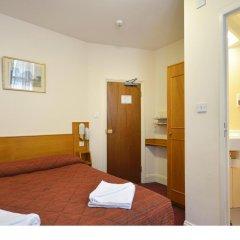 Seymour Hotel 2* Стандартный номер с двуспальной кроватью фото 12