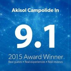 Отель Akicity Campolide In спортивное сооружение