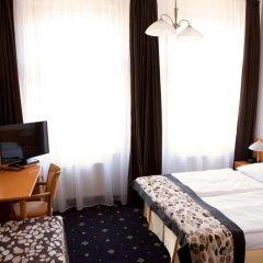 Hotel Máchova 3* Стандартный номер с различными типами кроватей фото 6