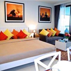 Апартаменты Bliss Patong Modern Studio комната для гостей фото 5