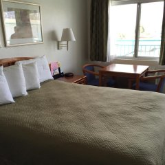 Отель Travelodge Hollywood-Vermont/Sunset Лос-Анджелес комната для гостей