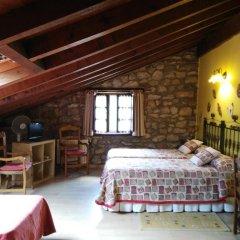 Отель Posada La Llosa de Viveda Стандартный номер с различными типами кроватей фото 6