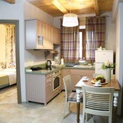 Отель Asion Lithos Улучшенные апартаменты с различными типами кроватей фото 8
