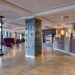 Отель Park Inn by Radisson Köln City West Германия, Кёльн - отзывы, цены и фото номеров - забронировать отель Park Inn by Radisson Köln City West онлайн интерьер отеля фото 3