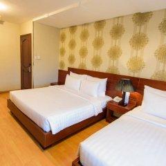 Hong Vy 1 Hotel 3* Стандартный номер с различными типами кроватей фото 2