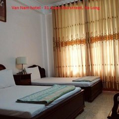 Van Nam Hotel Стандартный номер фото 19