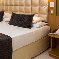 Hotel Luzeiros São Luis 3* Улучшенный номер с различными типами кроватей