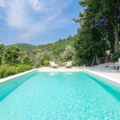 Отель Villa Le Casaline Сполето бассейн фото 3