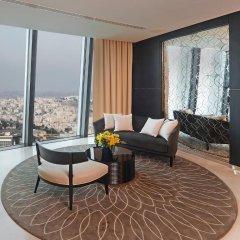 Отель Amman Rotana 5* Стандартный номер с различными типами кроватей фото 3