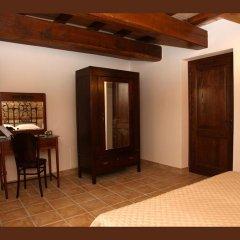 Отель B&B Valle degli Ulivi Vallecorsa Сперлонга удобства в номере фото 2