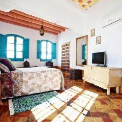 Отель Hospederia Antigua Номер Делюкс с различными типами кроватей фото 2