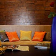 Отель The Bliss South Beach Patong 3* Улучшенный номер двуспальная кровать