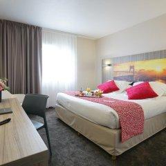 Отель Best Western Saphir Lyon 4* Стандартный номер с различными типами кроватей