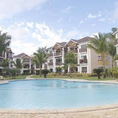 Отель Laguna Golf White Sands Apartment Доминикана, Пунта Кана - отзывы, цены и фото номеров - забронировать отель Laguna Golf White Sands Apartment онлайн бассейн фото 3