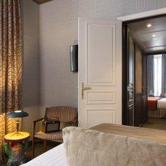 Hotel Les Dames du Panthéon 4* Стандартный номер с различными типами кроватей фото 2
