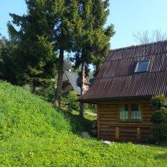 Отель Camping Harenda Pokoje Gościnne i Domki Закопане фото 2