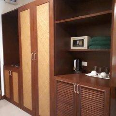 Отель Lanta For Rest Boutique 3* Номер Делюкс с двуспальной кроватью фото 21