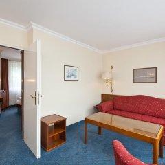 Novum Hotel Ravenna Berlin Steglitz 3* Стандартный номер с различными типами кроватей фото 2
