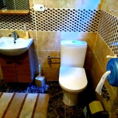 Отель Com Motel ванная